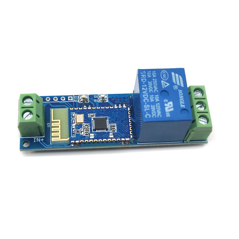 Bluetooth relay module mobile phone bluetooth remot