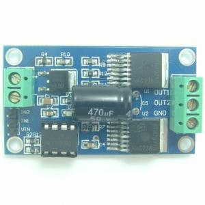 BTS7971B BTN7971B high-power motor driver module with high-speed optical coupling isolation