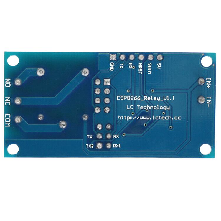 5V ESP8266 WiFi Relay IoT smart home Cellp hone APP