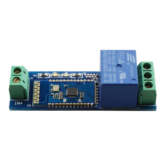 Bluetooth relay module mobile phone bluetooth remote control switch iot   bluetooth module 5 v relay module